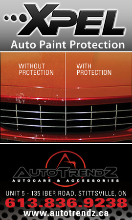 Auto Car Truck Xpel Paint Protection